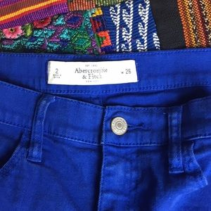 Abercrombie & Fitch Shorts - 🔥 Abercrombie Blue Shorts